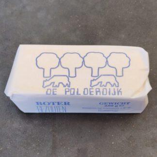 Gezouten boter