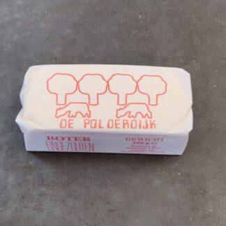 Ongezouten boter