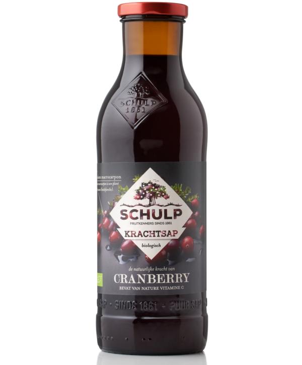 Bio Cranberry sap